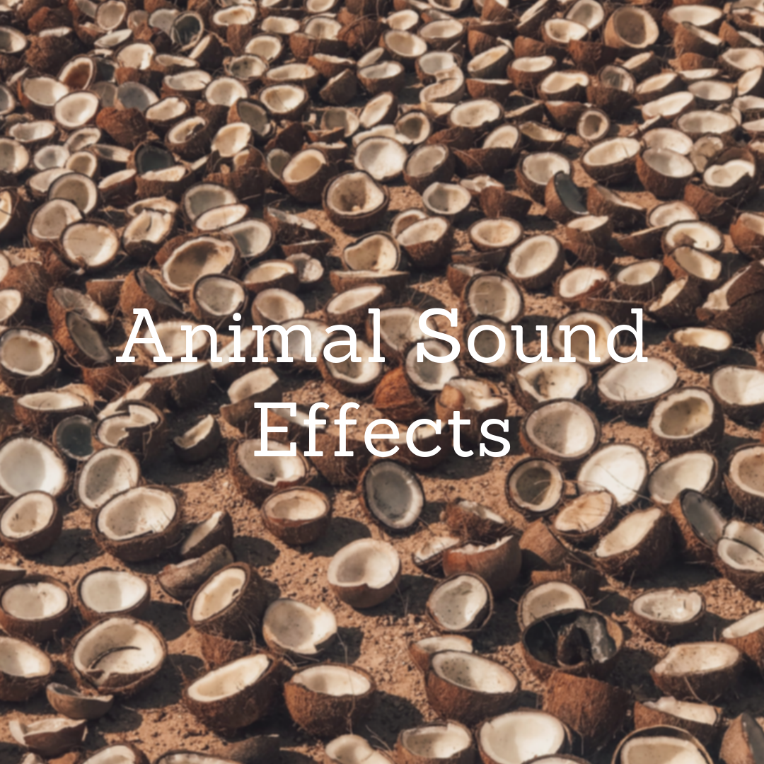 Soundproofing R Us Film SFX Animal Sound Effects