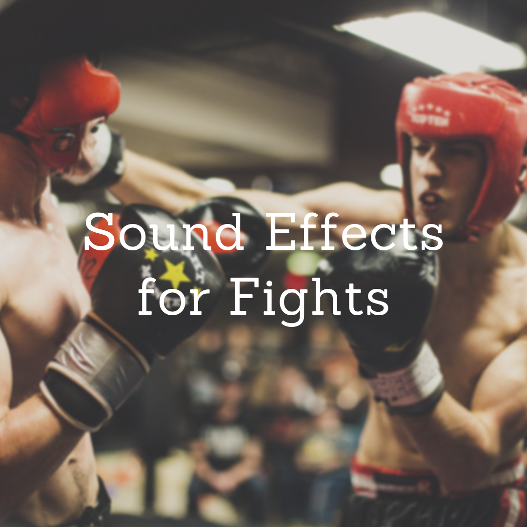 Soundproofing R Us Film SFX Fight Sound Effects