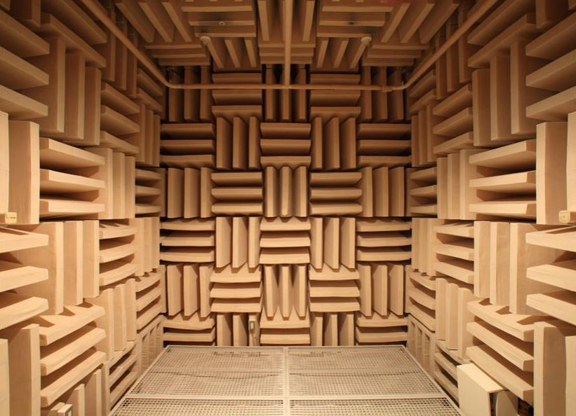 Soundproofing R Us ICC Anechoic Chamber Courtesy of KIOKU Keizo