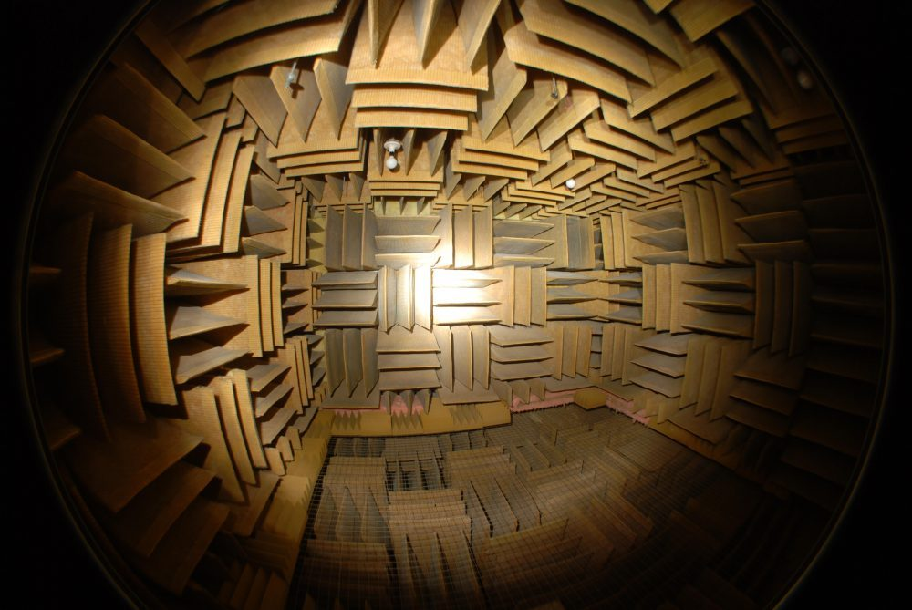 Soundproofing R Us World's Quietest Room Courtesy of Steve Orfield